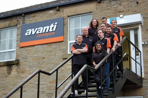 Avanti Software and Commissioning Team