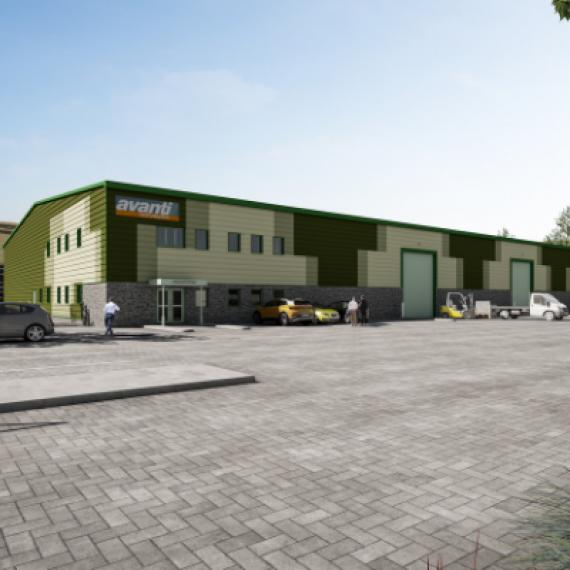 Avanti factory website 27sep21
