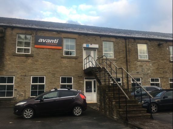 Avanti new office